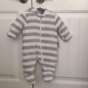 NWT 0-3 months baby suit